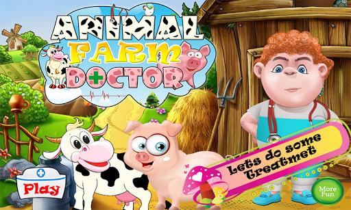 【免費休閒App】農場動物醫生遊戲-APP點子