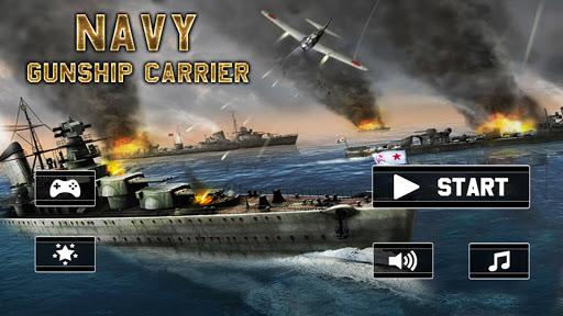 海军载体罢工 武装直升机:Navy Carrier Ship