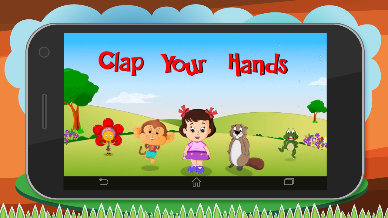 Rhymes for kids, nursery songs, free animated english rhyming videos.