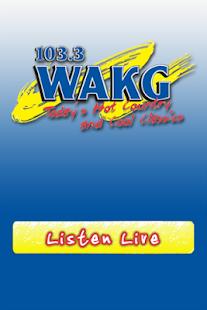 WAKG - screenshot thumbnail