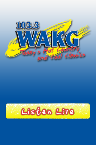WAKG - screenshot