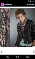 Screenshot of Scarf Fashion Designer Free