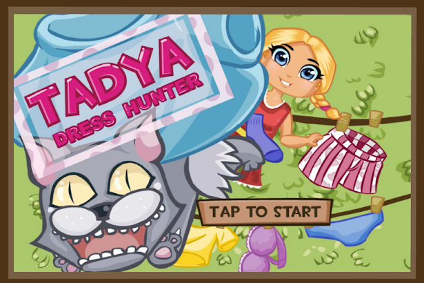 Tadya Dress Hunter screenshot