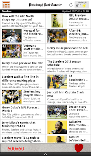 PG Reader by the Post-Gazette - screenshot thumbnail