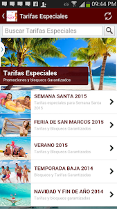 Viajes Global Travents screenshot 6