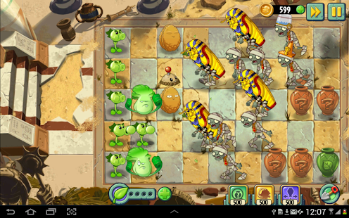 Plants vs. Zombies® 2 Screenshot