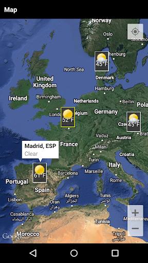 3D Sense Clock & Weather  screenshots 8