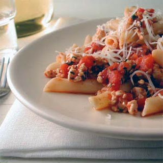 Turkey Bolognese.