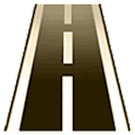Highway and Road Calc. Tablet icon