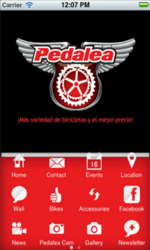 Bikes 4 U Puerto Rico Pedalea Bike Shop screenshot