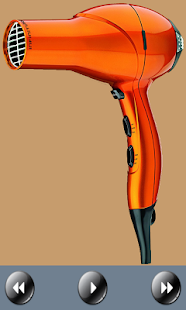 Hair Dryer Sound Android Apps On Google Play