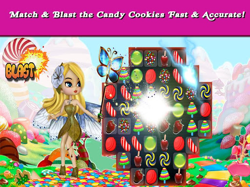 Candy Cookie Blast - Free