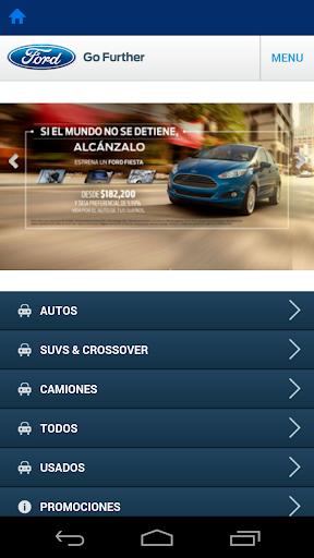 Distribuidores Ford México