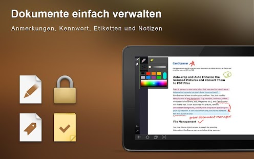 CamScanner(License)PDF Creator - screenshot thumbnail