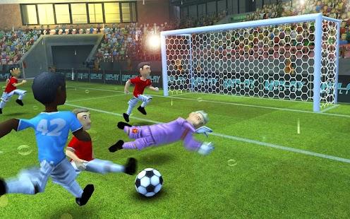 Striker Soccer 2 Screenshot 17