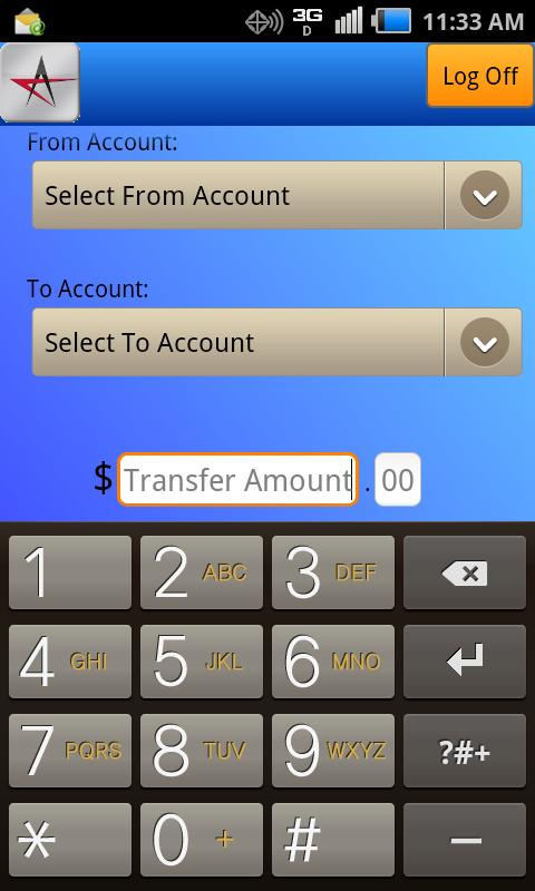 Actors FCU Mobile- screenshot
