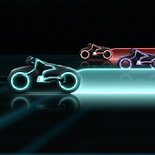 Tron: Super Light Cycles