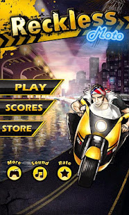 Game Reckless Moto Rider APK for Windows Phone