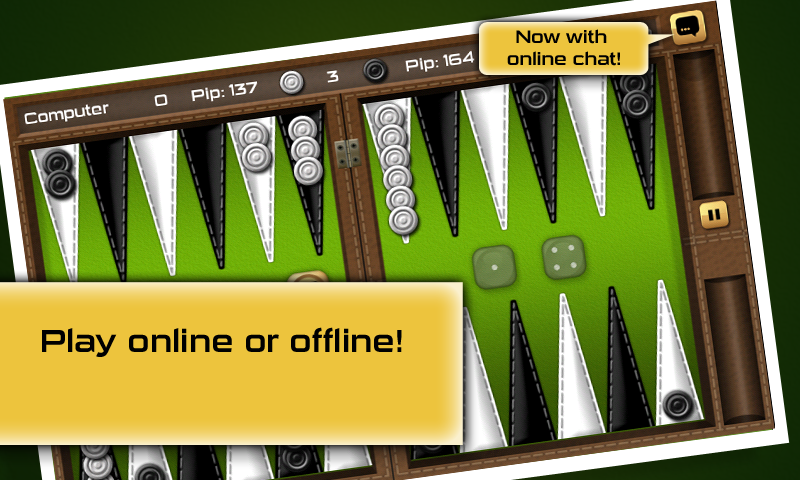 backgammon free play against computer