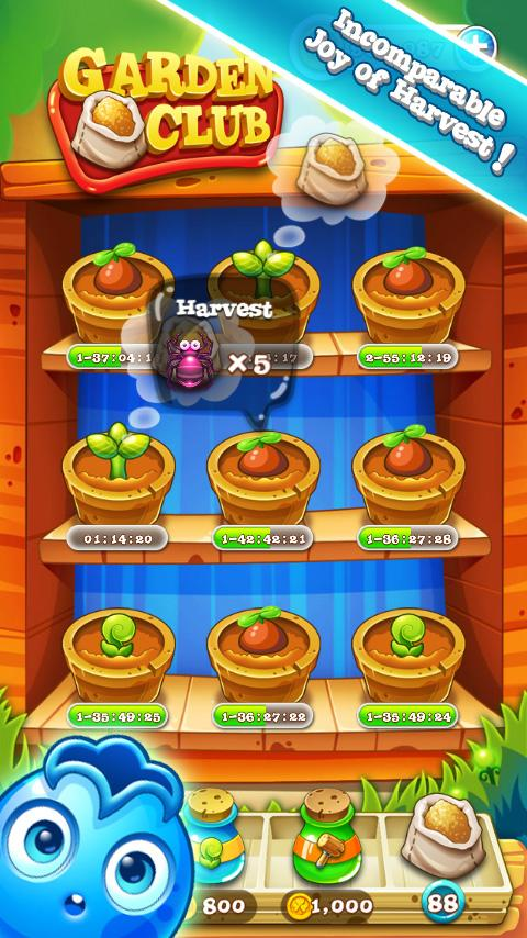 Garden Mania 2 Harvest Fall- screenshot