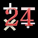 Calc 24 icon