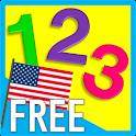FlashCard123 edu English Free icon