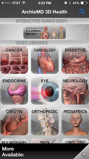 ArchieMD 3D Health Essentials
