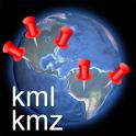 KML/KMZ Waypoint Reader Free icon