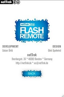 Flash Remote- screenshot thumbnail
