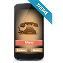 Retro Theme for BIG! caller ID icon