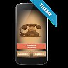 Retro Theme for BIG! caller ID icon