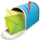 Posmaster: track, postal code icon