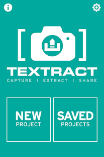 Textract - screenshot thumbnail