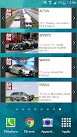 Screenshot of Auto Plus