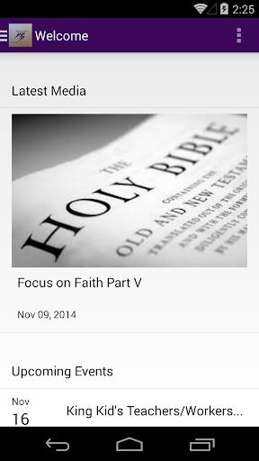 Higher Praise Family Church