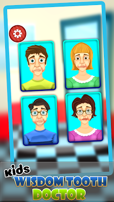 Kids Wisdom Tooth Doctor Free - screenshot