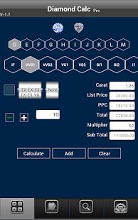 Diamond Calc Pro Trial