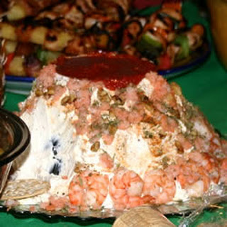 E-Z Volcano Shrimp Dip.