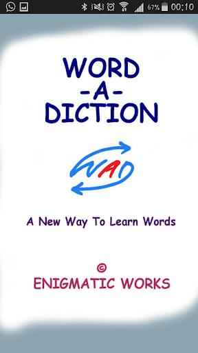 Word-A-Diction