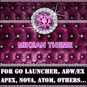 Purple Diamond Theme Pack