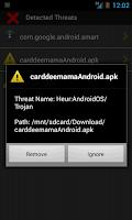 Screenshot of Free Antivirus Pro