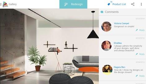 Homestyler Interior Design Screenshot 16