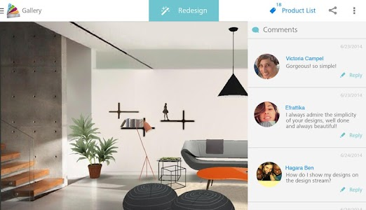 Homestyler Interior Design v1.4.4.5.227