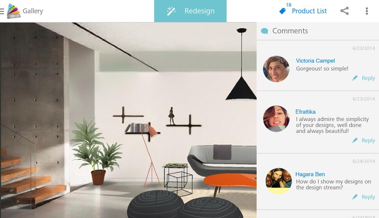 Homestyler Interior Design screenshot #16