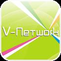 V-Network logo