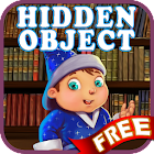Hidden Object - Wizard School icon
