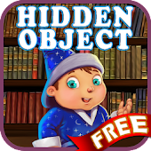 Hidden Object - Wizard School