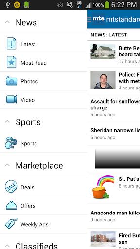 【免費新聞App】Montana Standard-APP點子