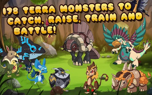 Terra Monsters - screenshot thumbnail