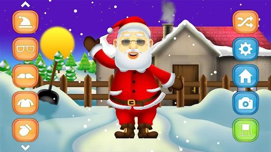 Vánoční Oblékací Hry - náhled